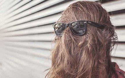 髪のダメージは減点法