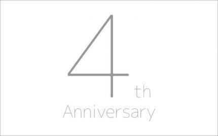 大田原・那須塩原美容室ナトゥレーザは9月で4周年