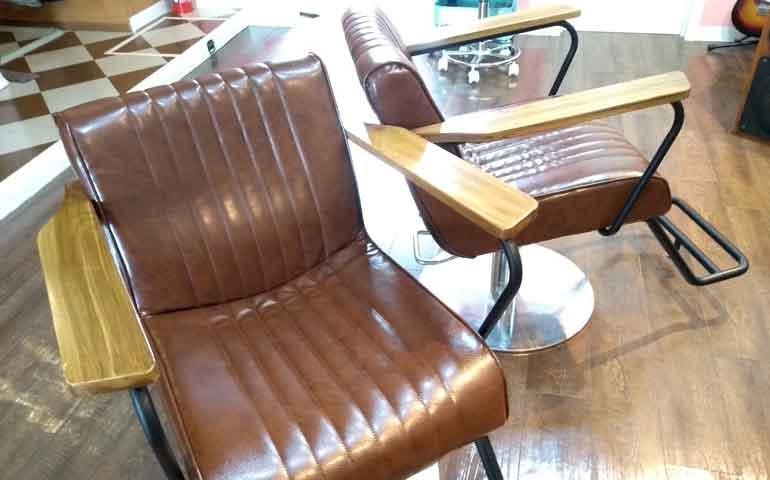 業務用椅子のリペアならクルーズサービス
